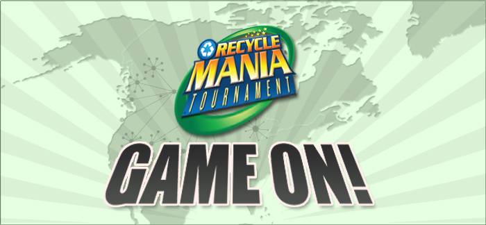 RecycleMania - Game on