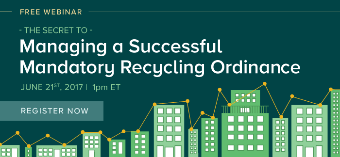 How to manage a mandatory recycling ordinance