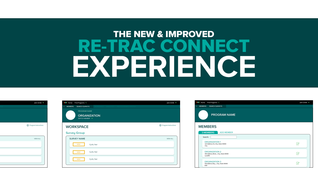 The New & Improved Re-TRAC Connect Experience