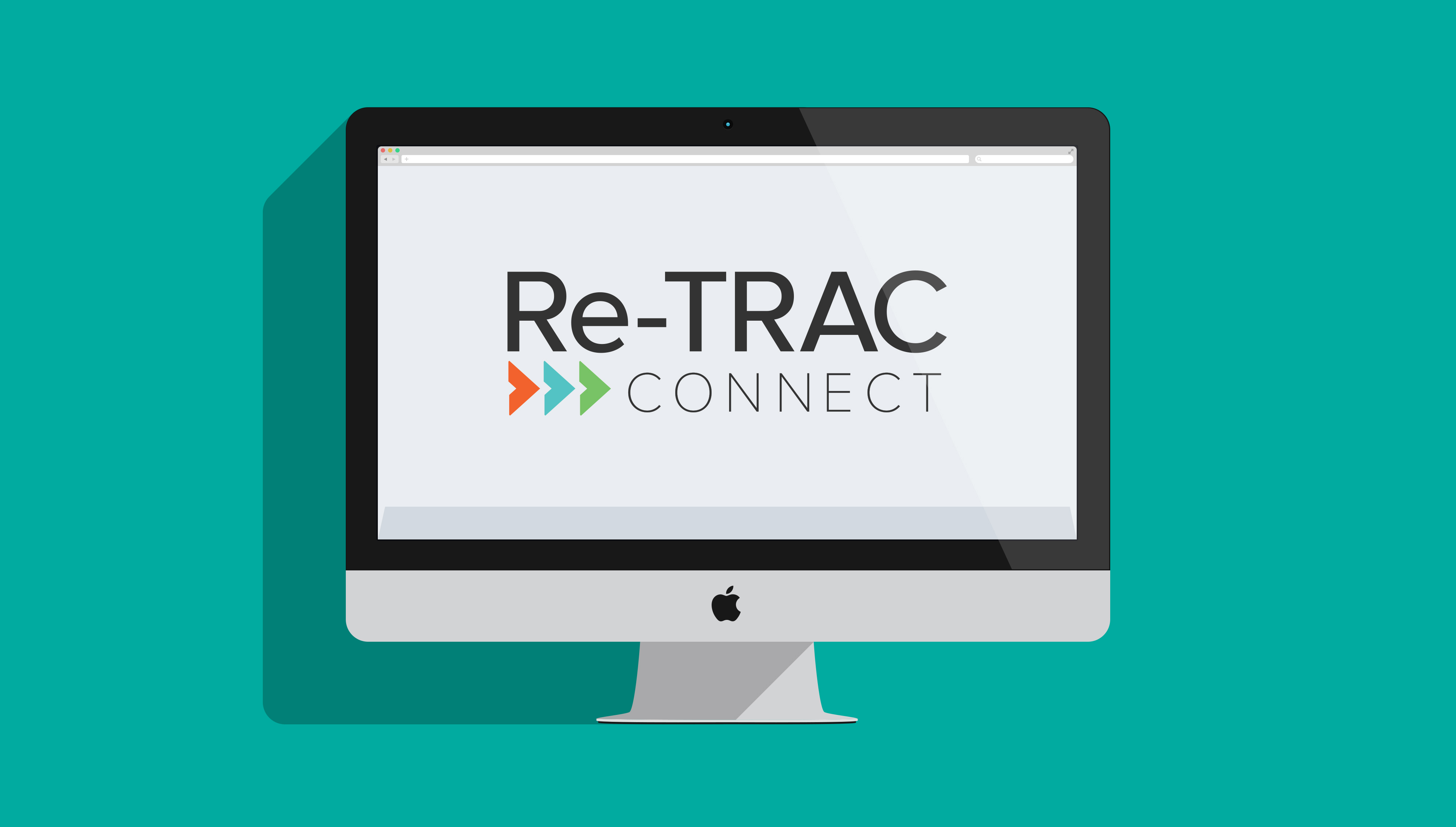 Re-TRAC Connect iMac