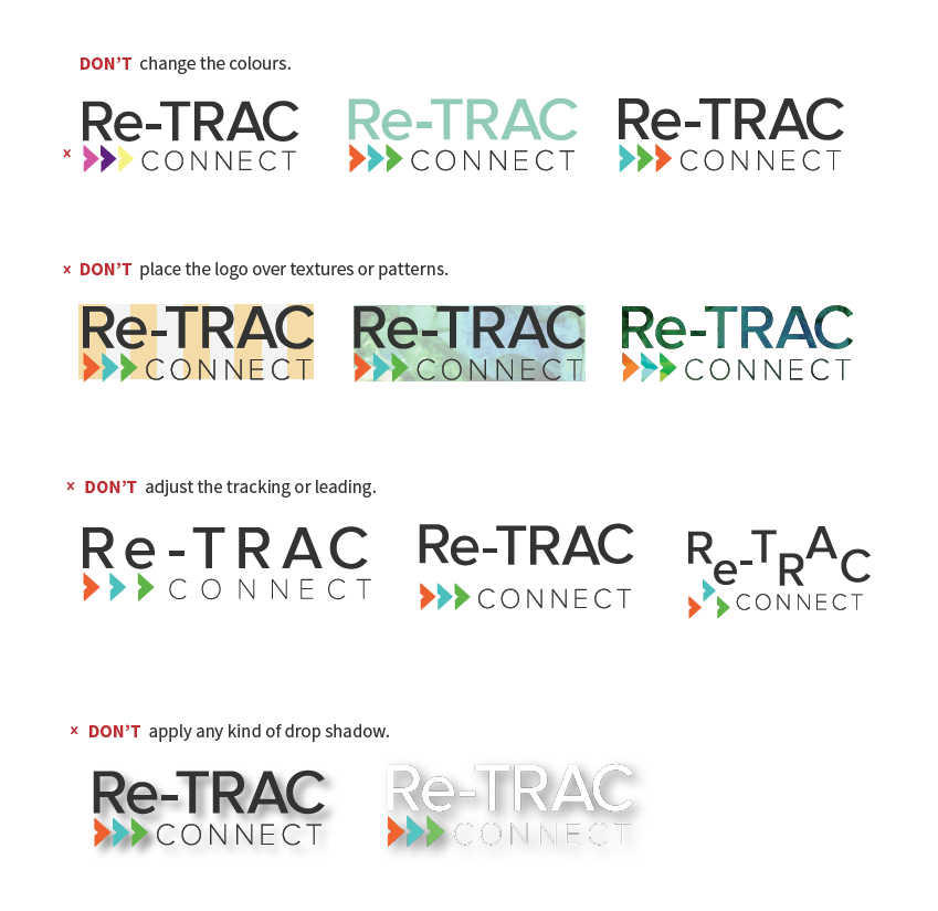 Re-TRAC Logo Guidelines 2
