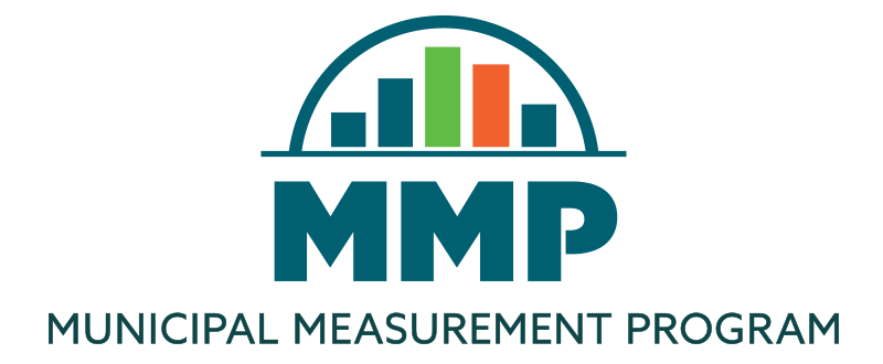The Municipal Measurement Program Logo